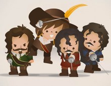 How To Be a Musketeer